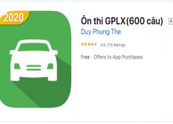 Danh sách app học lý thuyết bằng lái xe B2 trên điện thoại