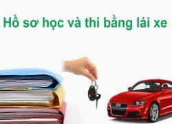 Hồ sơ đăng ký học bằng lái xe ô tô B2 cần giấy tờ gì?