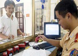 Thủ tục xin cấp lại hồ sơ gốc bằng lái xe máy bị mất