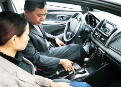 Hướng dẫn đăng ký học bằng lái xe B1