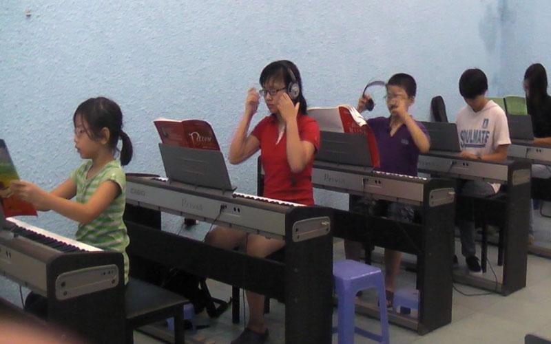 hoc-piano