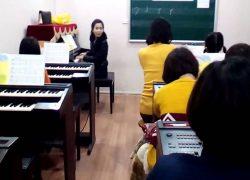 Khóa học piano chất lượng tốt cho người mới